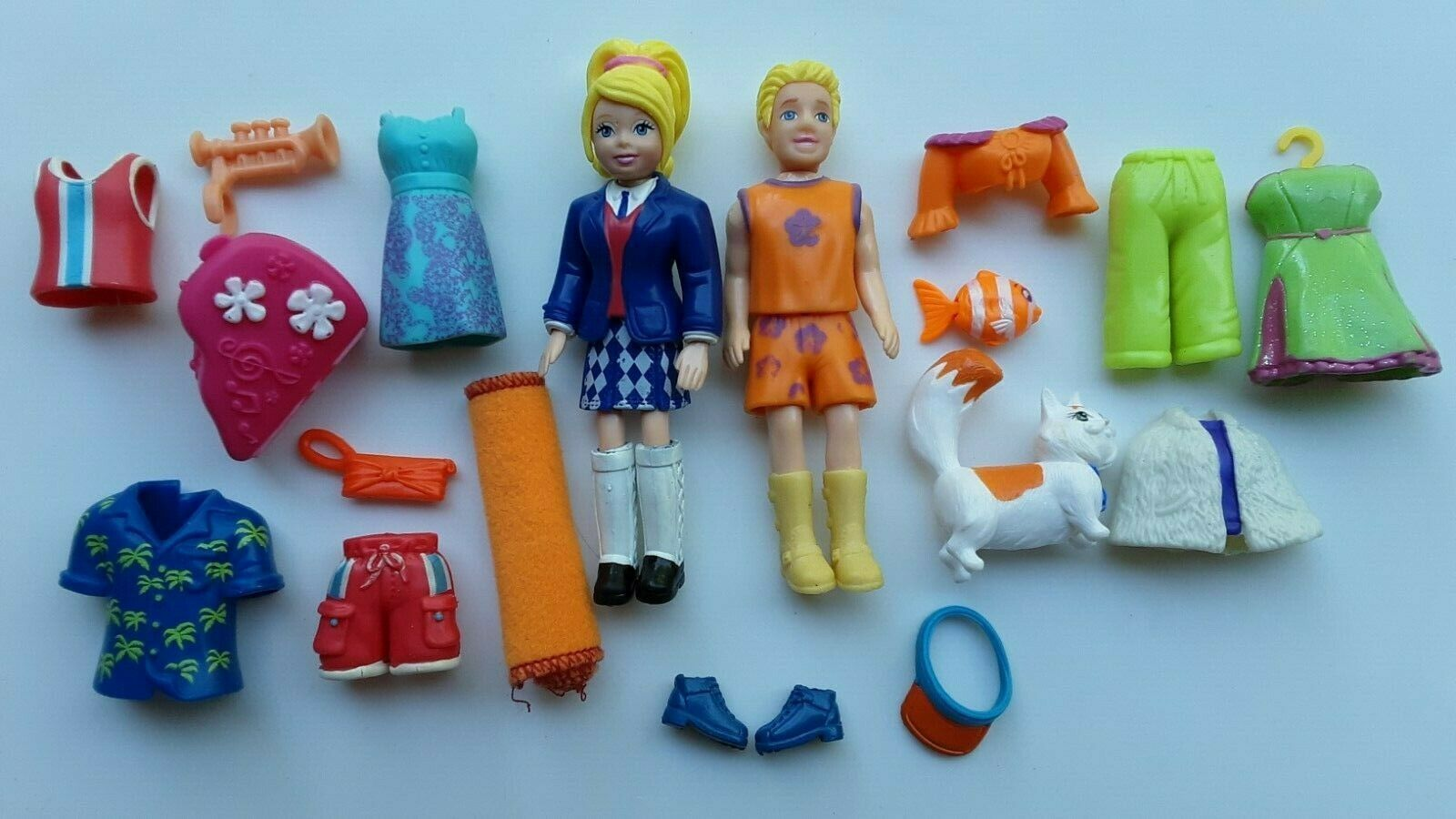 Polly Pocket Dolls and Jazz Accessories Clothing #5 - $21.04