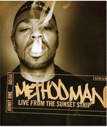 Method Man: Live From The Sunset Strip [HD DVD] [HD DVD] [2008] - $29.65