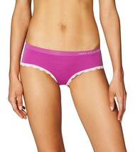 Heidi Klum Intimates Seamless Hipster Brief, Aster/Silver, L - $8.90