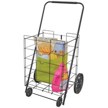 Helping Hand 4-wheel Deluxe Folding Cart HBCLFQ39520FD SSW-RA34282 - $47.20