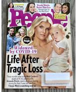 People Magazine  November 2nd 2021    Nick Cordero's Life After Loss - $7.25