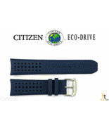 Citizen Eco-Drive AT8020-03L 23mm Blue Leather Watch Band H800-S081165 - $99.95