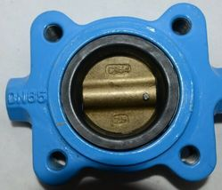 Watts Resilient Seated Butterfly Valve 2 1/2 Inch Lead Free 0525567 image 3