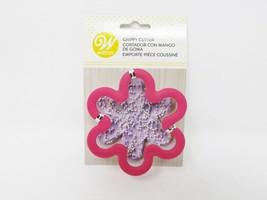 Wilton Plastic Grippy Flower Cookie Cutter  - $8.99