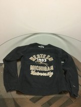 Western Michigan Broncos Black Champion Reverse Weave Sweatshirt Women's... - $17.81