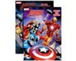 The Mighty Avengers Coloring & Activity Book [Paperback] Marvel Comics - $7.60