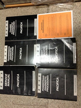 2005 Chrysler Pacifica Service Repair Shop Manual Set W Diagnostics + Bulletin - $247.45