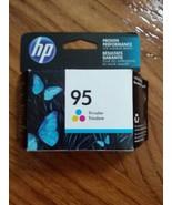 HP - 95 Tricolor Inkjet Cartridge - Cyan, Magenta, Yellow - Exp 09/2016 - $19.79
