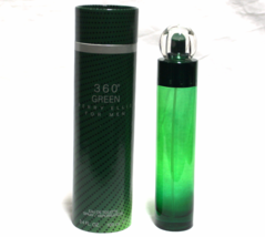 360 GREEN BY PERRY ELLIS for MEN 3.4 FL.OZ / 100 ML Eau De TOILETTE SPRAY - $28.98