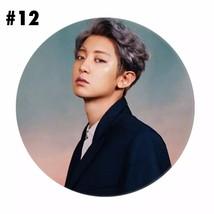 EXO Kpop Chanyeol Baekhyun Badge Brooch Pin Lapel Backpack Jewellery Accessories image 13
