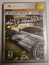 XBOX - NEED FOR SPEED - MOST WANTED (Complete with Manual) - $15.00