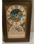 """""""TIME TO PLANT"""" ATLEE BURPEE CO. SEED CLOCK CENTENNIAL  - $124.00"""