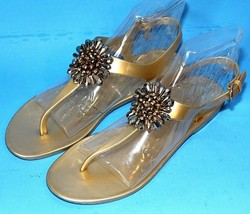 Nwb! Coach Hilda Jelly Sandals Size 9B - $38.00