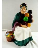 VTG Royal Doulton Figurine The Old Balloon Seller HN1315 England - $178.20