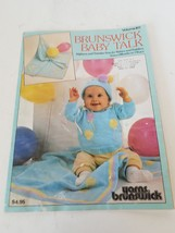Brunswick Baby Talk - Afghan Sweater Sets For Babies & Toddler #877 - $8.90
