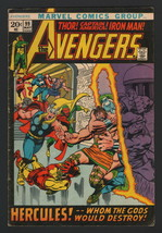 THE AVENGERS #99, 1972, MARVEL, VG CONDITION, WHOM THE GODS WOULD DESTRO... - $9.90