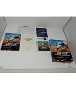 Top Gun Hornet's Nest PC Game CD MicroProse Big Box VTG 90s CIB Complete... - $12.86