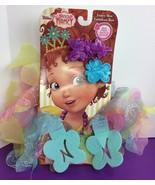 Disney Junior Fancy Nancy Multi Color Boa with Hair Clips Jakks NIP Costume - $12.19