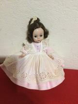 "Vintage Madame Alexander 8"" Doll Beth ""Little Women"" 1963 - $150.00"