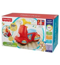 FISHER PRICE LAUGH AND LEARN SMART STAGES SCOOTER CGX01 *NEW* - $49.99
