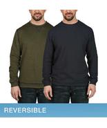 Island Sands Long Sleeve Revrsible Crewneck Sweater, Size - $23.75