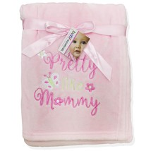 Baby Essentials Baby Essentials Infant Girl's Plush Blanket - Pretty Lik... - $27.61