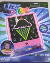 Lite Brite LED Flat Screen 2010 - $25.00