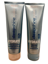 Rusk Deepshine Color Hydrate Shampoo & Conditioner Set 8.5 OZ Each - $23.98