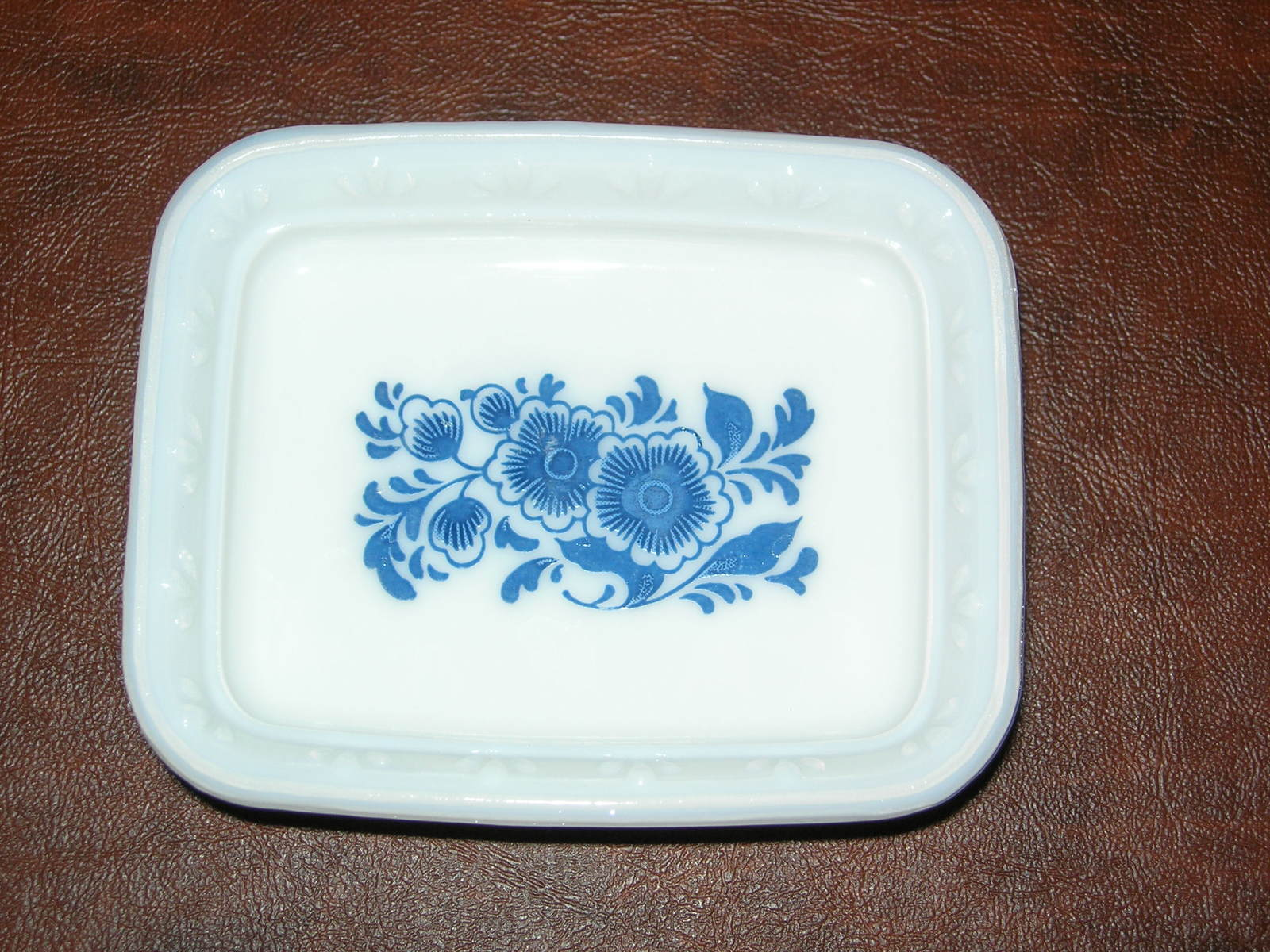 Avon Delft Blue Soap Dish ~ Unused ~ Colors and 50 similar items