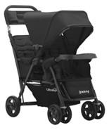 JOOVY Caboose Too Ultralight Graphite Stand-On Tandem Stroller, Black - $242.28