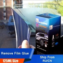 Car Window Tinting Glue Cleaner Safety Solvent Solar Film Glue Remover 1... - $39.55