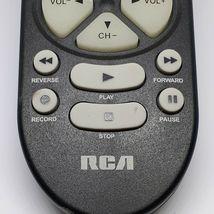 RCA RCR450 Glow in Dark Keys 4 Device Universal Remote Control  image 3
