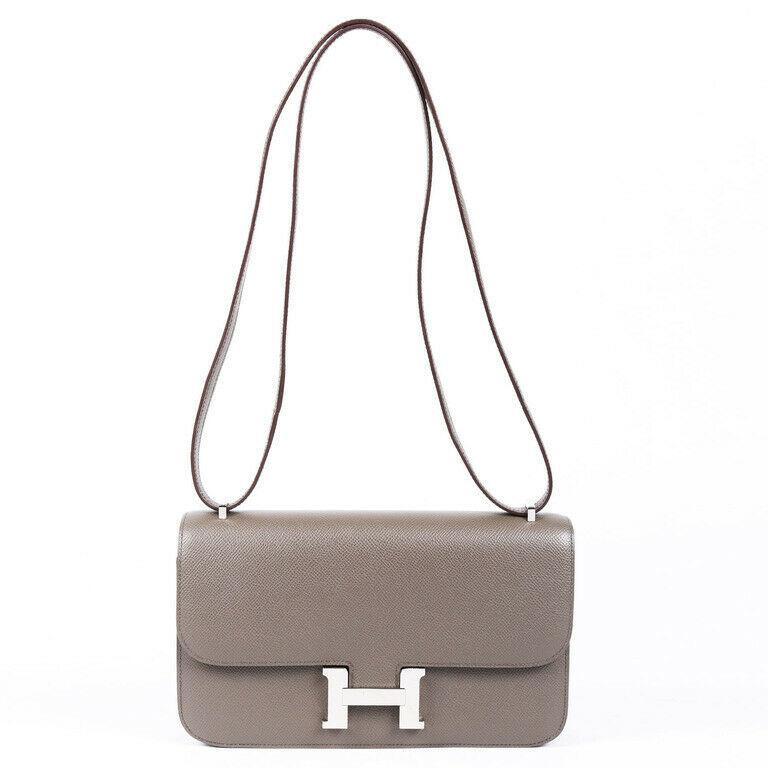 Hermes Constance 24 Epsom Shoulder Bag
