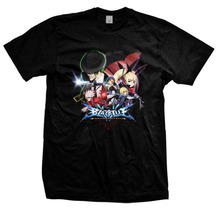 BlazBlue Alter Memory Anime Black T-Shirt size S-2XL - $18.95+