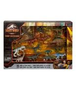 NEW SEALED Jurassic World Camp Cretaceous 15 Pack Mini Figures Target Ex... - $59.39
