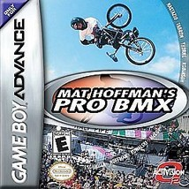Mat Hoffman's Pro BMX (Nintendo Game Boy Advance, 2001) CART ONLY - $5.32