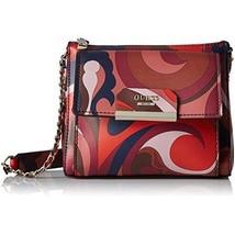 GUESS Women Bag Handbag Paisley Shoulder Bag Birthday Anniversary Gift U... - $112.45