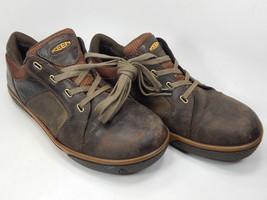 Keen Destin Low Top Size 10.5 M (D) EU 44 Men's Steel Toe Work Shoes 1011353