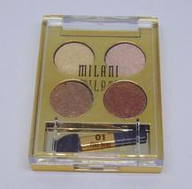 Milani Fierce Foil Eyeshine Eye Shadow 0.14oz./ 4g Choose Shade - $7.50