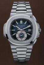 "30x29"" Patek Philippe Geneve Nautilus Chronograph Watch Poster Advertising Sign image 5"