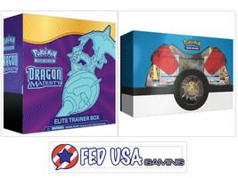 Dragon Majesty Super Premium Collection Box + Elite Trainer Pokemon TCG - $169.95