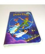 Peter Pan (VHS, 1990) Black diamond edition - $29.69