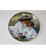 Reco Collection Times Remembered Honoring Mothers Day 1986 Collector Pla... - $26.72