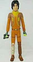 """Star Wars Rebels 18""""T Ezra Bridger Action Figure 2014 Jakks Pacific Luca... - $8.14"""