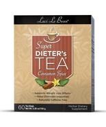 Laci Le Beau Super Dieter's Tea Bags - Cinnamon Spice 60 ea - $14.95