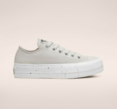 Wmn Converse CTAS Summer Quartz Platform Low Lift Ox, 567683C Multi Sizes Mouse/ - $89.95