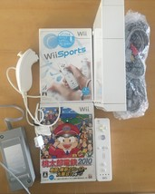 Nintendo Wii Console System Lot Japan Import - $64.35