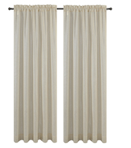 Urbanest Cosmo Set of 2 Sheer Curtain Panels image 6