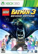 LEGO BATMAN 3:BEYOND GOTHAM  - Xbox 360 - (Brand New) - $24.25