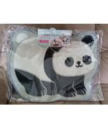 """PANDA BEAR TOILET BATHROOM MAT Brand New 22"""" JAPAN IMPORT TOREBA! - $37.99"""